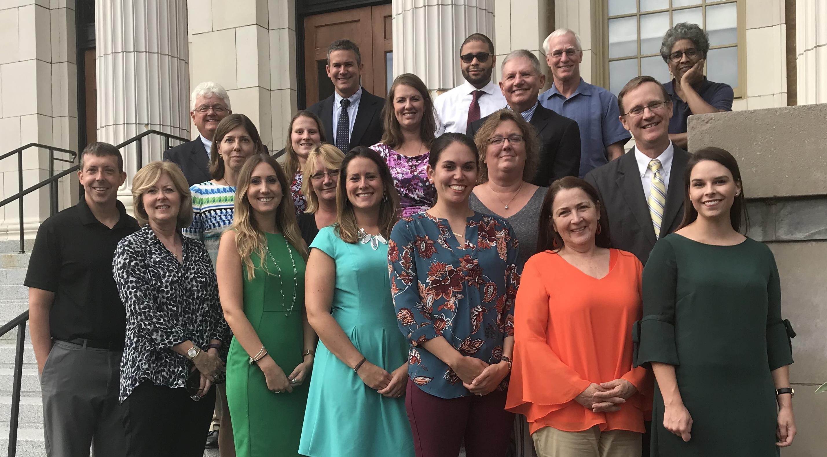 SUNY Oswego Admissions Staff 2018-19