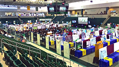 Genius Olympiad convocation floor