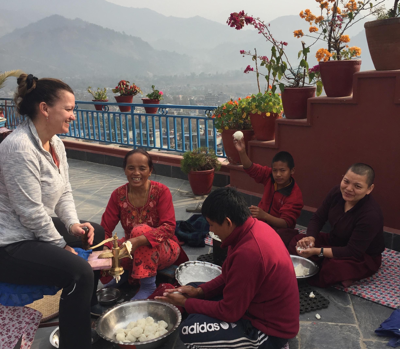 Nepal-Danielle Carr