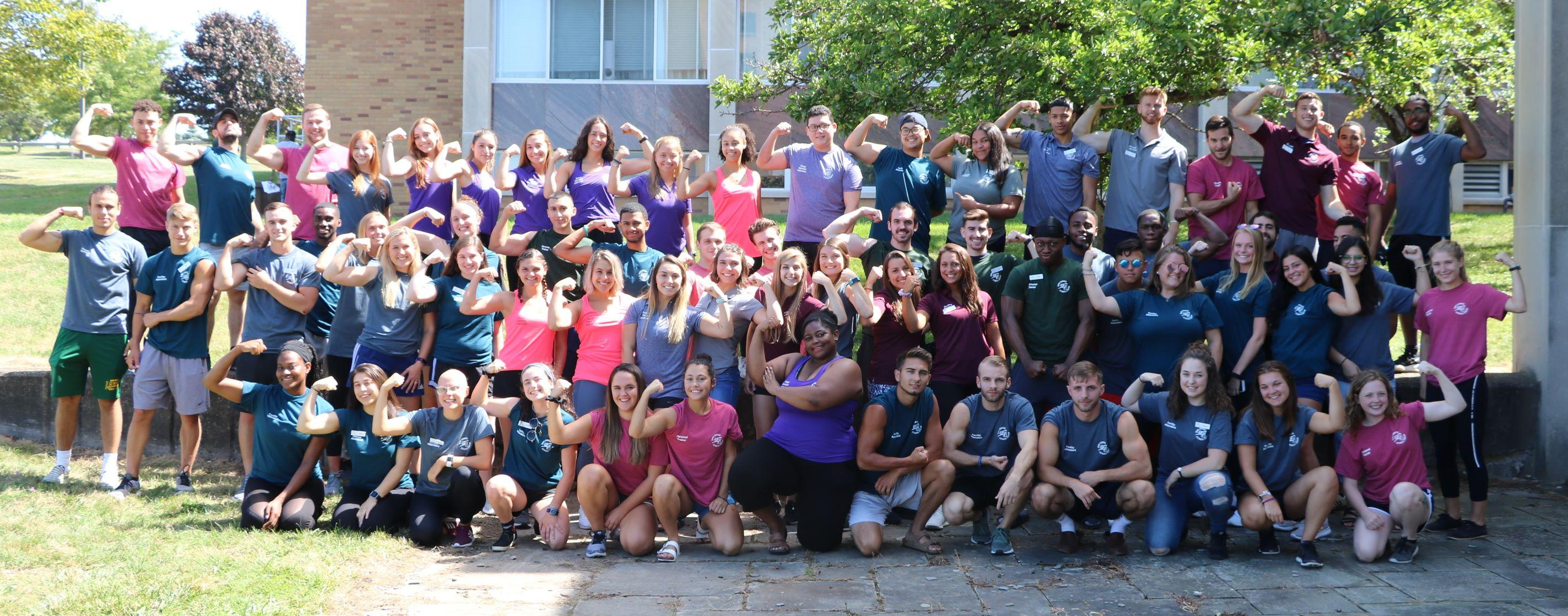 Picture of Fitness Center Staff