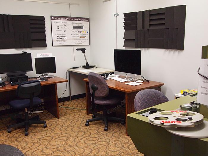 Media Production Room 210