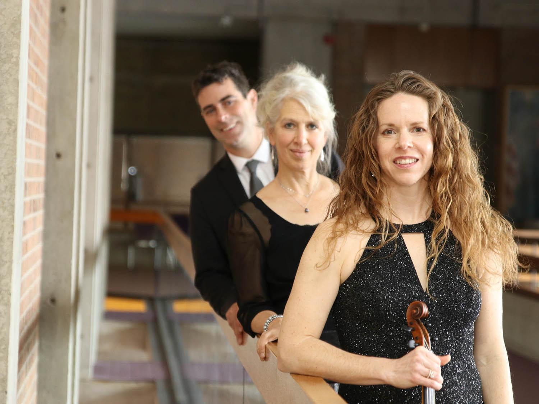 Finger Lakes Trio plays classical music