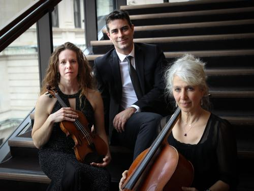 Finger Lakes Trio plays classical music