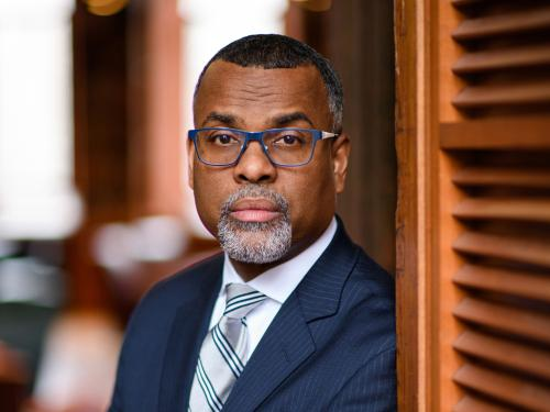 Eddie Glaude Jr., a bestselling author and chair of the African American studies department at Princeton University, will speak to a SUNY Oswego audience at 6:30 pm Nov. 4 in Marano Campus Center auditorium, part of I Am Oz Diversity Speaker Series