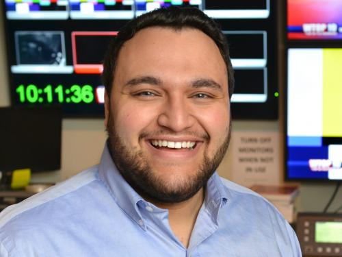 Justin Dobrow, a 2017 SUNY Oswego graduate and supervisor of program operations at NBCUniversal supporting Peacock, will serve as media summit moderator.