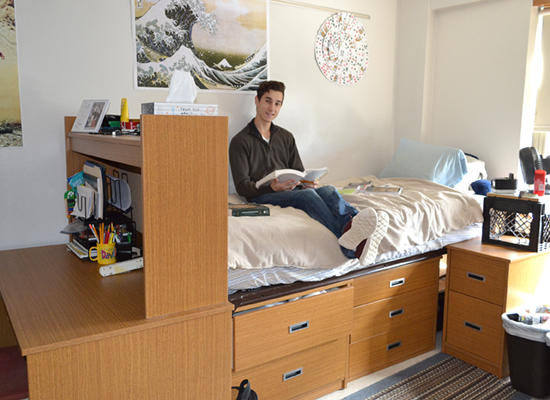 Hart Hall Global Living Amp Learning Center Residence