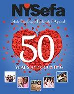50 year anniversary poster design