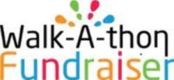 walk a thon fundraiser logo