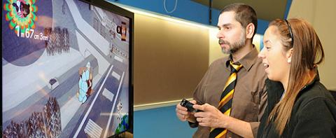 Gaming demonstration