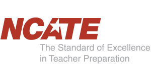 The School of Education is accredited by the National Council for Accreditation of Teacher Education.